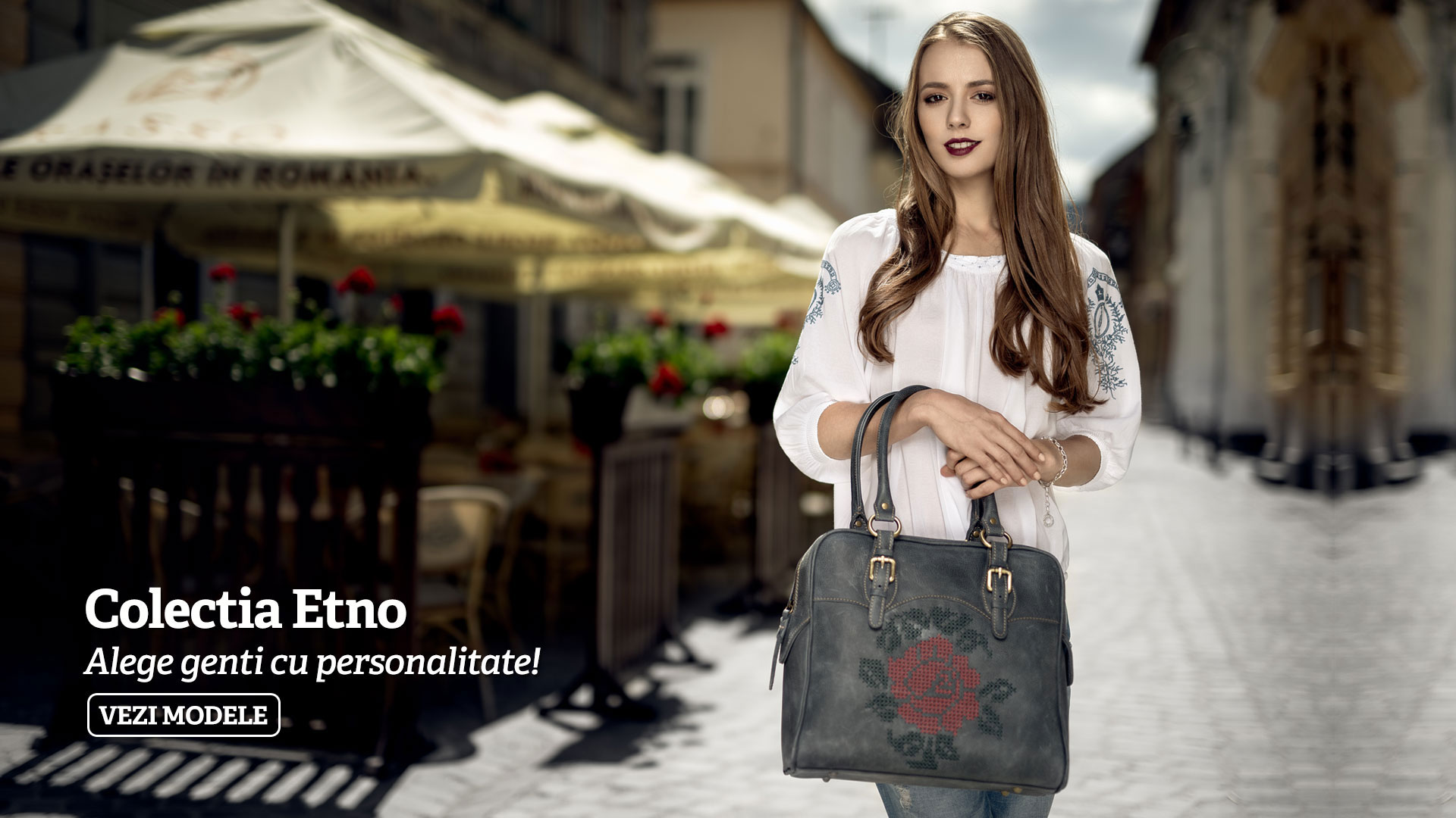 Colectia Etno - Genti de piele